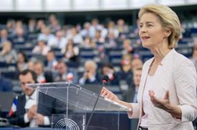 Ursula von der Leyen. Foto: European Parliament/Flickr