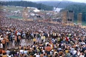 O Festival reuniu cerca de 450 mil pessoas. Foto de Derek Redmond e Paul Campbell