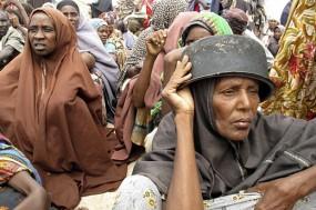 Segundo a ONU, há 128 milhões de pessoas afetadas por conflitos e deslocações forçadas. Foto África Urgente