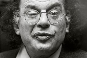 Allen Ginsberg – foto de Michiel Hendryckx/wikimedia