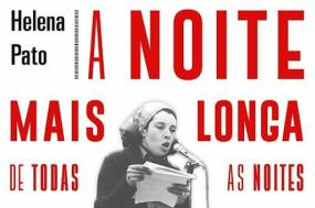 """""""A Noite Mais Longa de Todas as Noites, 1926-1974"""", de Helena Pato, publicado em Edições Colibri"""