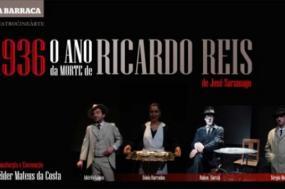 """""""1936 - Ano da Morte de Ricardo Reis"""" volta ao palco do Cinearte"""