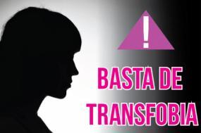 Basta de Transfobia