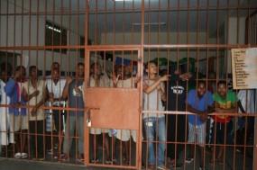 A denúncia das condições da cadeia poderão ter custado a vida a Bruno Marques. Foto de Francisco Lopes/ JAImagens/ Rede Angola