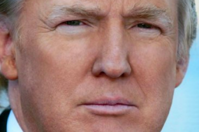 Após ataque químico atribuído a Bashar al-Assad, Trump ameaça disparar sobre a Síria. Fotografia: Donald J. Trump/ Twitter