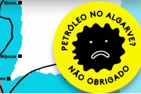 Fotografia: página de Facebook da Plataforma Algarve Livre de Petróleo - PALP
