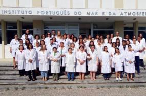Fotografia: Núcleo de Bolseiros do IPMA