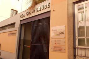 Centro de Saúde de Cedofeita, no Porto