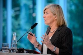 Chantal Mouffe, foto de Heinrich-Böll-Stiftung/flickr