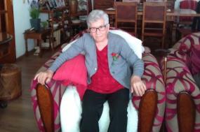 Maria Custódia Chibante, 25 de Abril de 2017.