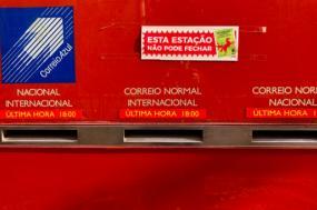 """""""Se o plano se concretizar, a nível nacional iremos passar de cerca de 600 estações no início do ano para cerca de 200, que é o número de estações com banco CTT"""", alertam distritais bloquistas - Foto de Paulete Matos"""