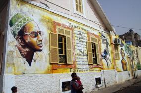 Fundação Amílcar Cabral, Praia. Foto de Balou46/wikimedia commons