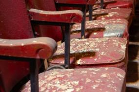 Theatre Seating - Foto de dmealiffe / Flickr