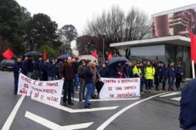 Trabalhadores da Efacec decidiram paralisar duas horas por turno a 23 de maio, em protesto contra o despedimento coletivo de 21 trabalhadores