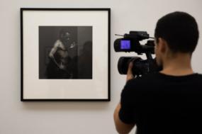 Inauguração da exposição de Robert Mapplethorpe, Museu de Arte Contemporânea de Serralves, Porto, 20 de setembro de 2018 – Foto de José Coelho/Lusa