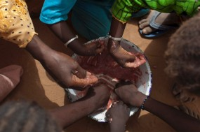 """A incapacidade para socorrer as populações afetadas causará um """"sofrimento incalculável"""", diz David Orr. Foto Informante"""