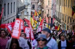 Os sindicatos da Frente Comum convocaram greve nacional da função pública para 15 de fevereiro