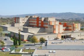 Centro Hospitalar da Cova da Beira. Foto da página de internet do hospital.