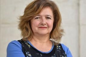 A candidata à Câmara Municipal da Amadora, Deolinda Martin