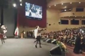 Autarca iraniano demite-se por ver recital de dança com meninas