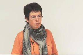 Isabelle Garo.