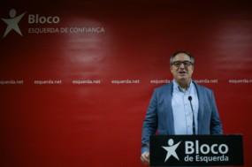 """João Teixeira Lopes critica """" a dupla Moreira/Pizarro"""" por não ter implementado uma taxa municipal sobre o turismo urbano – Foto Estela Silva/Lusa"""