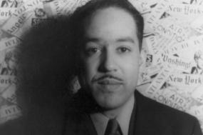 Langston Hughes - Foto de Carl Van Vechten