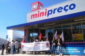 Trabalhadoras e trabalhadores dos supermercados Dia/Minipreço e das lojas Clarel paralisam a 31 de dezembro