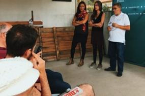 Marisa Matias sublinhou a importância do investimento nestas regiões, de forma a movimentar a economia local e fixar residentes e entidades empregadoras