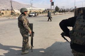 Ataque armado aos serviços secretos afegãos