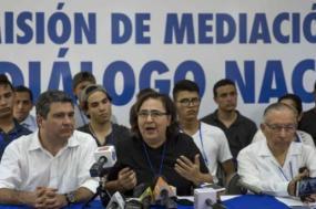 A oposição ao Governo de Daniel Ortega é representada pela Alianza Cívica para la Justicia y Democracia