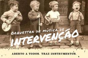 Cartaz de atividades organizadas pela equipa da Travessa dos Campos. Fonte: atravessaokupada.noblogs.org
