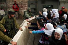 Palestina ocupada