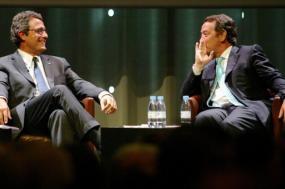 António Mexia e Manuel Pinho