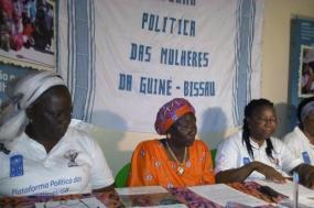 Paridade: mulheres guineenses querem mais deputadas no parlamento