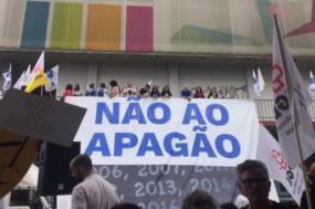 Docentes manifestam-se na próxima quinta-feira, 24 de janeiro - Foto esquerda.net