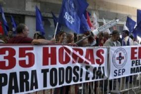 Foto de Sindicato dos Enfermeiros Portuguesas (SEP).