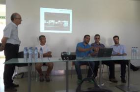 O projeto Tejo Seguro foi apresentado a 27 de julho, no Cybercentro de Castelo Branco