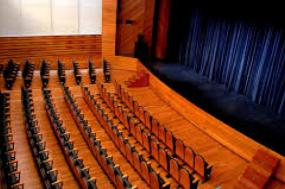 Sala Principal do Teatro Maria Matos.