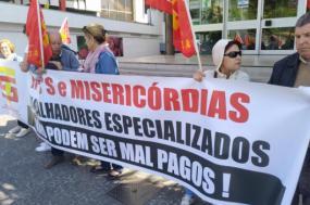Parlamento recomenda valorização dos salários dos trabalhadores das IPSS