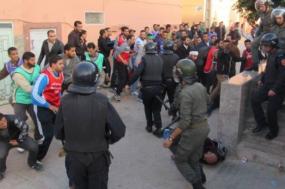 Marrocos usa a intimidação e a violência para subjugar os saharauis