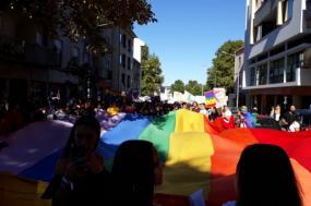 Mil pessoas em Viseu para lutar contra a LGBTfobia