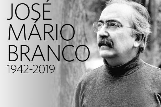 José Mário Branco 1942-2019