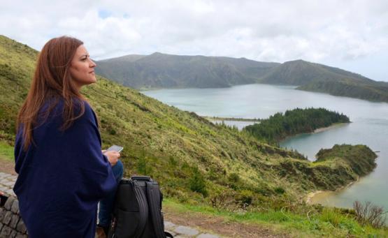 Marisa Matias nos Açores