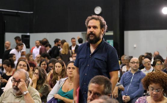 João Camargo.