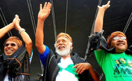 A AMP liderada por Xanana Gusmão, obteve a maioria absoluta nas eleições de 12 de maio de 2018 em Timor-Leste