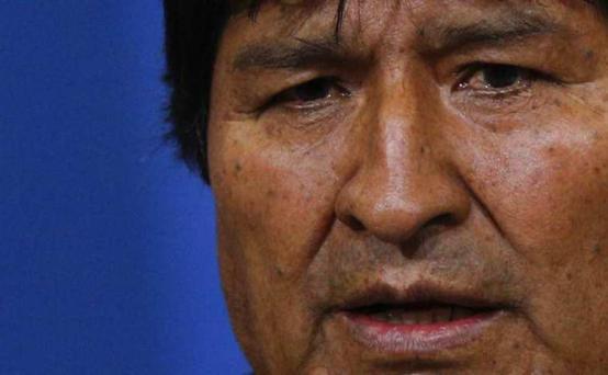 """Evo Morales foi afastado por um golpe """"cívico-policial"""""""