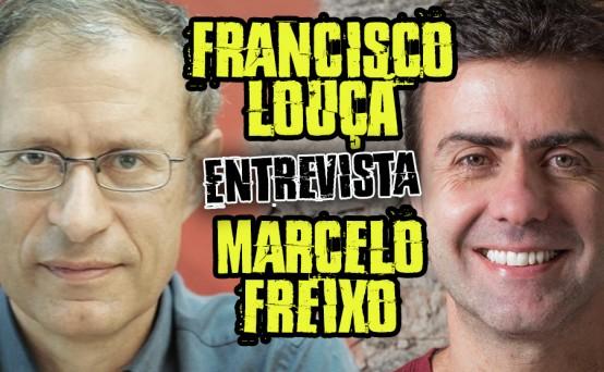 Francisco Louçã entrevista Marcelo Freixo