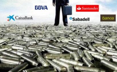 Imagem da campanha Banca Armada.