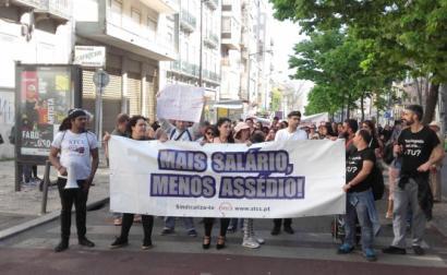 Protesto do STCC